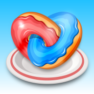 Bakery_Sweet_Donuts_Icon_192